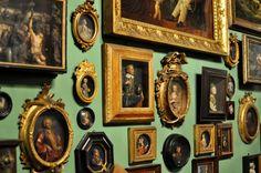 FRAGMENTA — (via Mario Praz house-museum, Roma pt I)