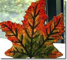#mosaic leaf