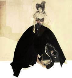 Drawing by Ute Rathmann
