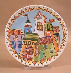 Российский Сервис Онлайн-Дневников – Hobbies paining body for kids and adult Pottery Painting, Ceramic Painting, Dream Drawing, Pyrography Patterns, Painted Plates, House Illustration, Clay Design, Mini Paintings, Calligraphy Art