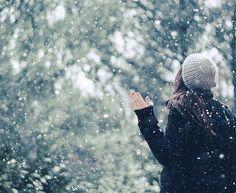 come un fiocco di neve