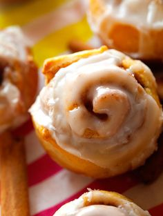 rolls looks easy and yummy mini cinnamon rolls check out this recipe ...