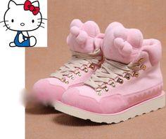 Hello Kitty shoes. Get them at Rakuten Global Market