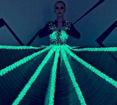 Met Gala Spotlight on Rami Kadi Couture That Caught the Tech Bug