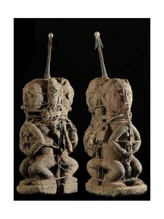 Fetiche Botchio, Boccio, Bocio - Fon - Benin - Objet n°2533 - Galerie Bruno Mignot