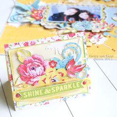 """Shine+&+Sparkle""+Card+{Sizzix+DT} - Scrapbook.com"