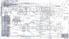 Avro vulcan blueprint plan print collectible xa903 rare test avro vulcan blueprint plan print collectible xa903 rare test drawing a2 size view more on the link httpzeppyproductgb2371521305 malvernweather Image collections