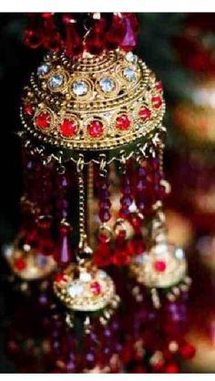 Worn at sikh weddings