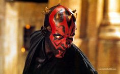 Star Wars: Episode I - The Phantom Menace publicity still of Ray Park