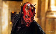 Star Wars: Episode I - The Phantom Menace publicity still of Ray Park