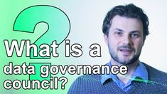 a description and overview into what a data governance council/ committee/ group is Data Quality, Business Intelligence, Data Analytics, How To Find Out, Management, Group, Education, Onderwijs, Learning