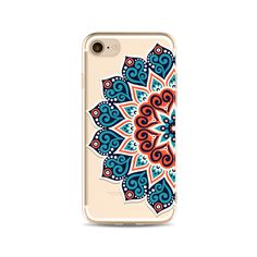 Mandala Soft TPU Phone Cases For iphone 7 Plus 6 6s 5 Creative Mobile Phone Protective Cover - Newchic Mobile.