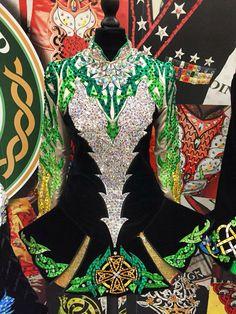 Rising Star Designs Irish Dance Solo Dress Costume