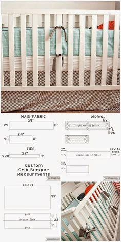 Carissa Miss: DIY Crib Bedding