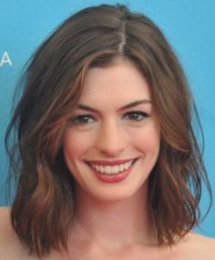 long wavy bob - Google Search