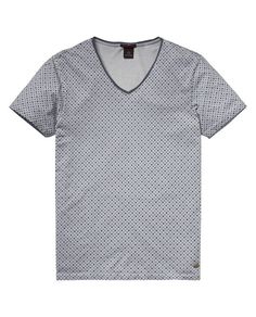V-Neck T-Shirt - Scotch