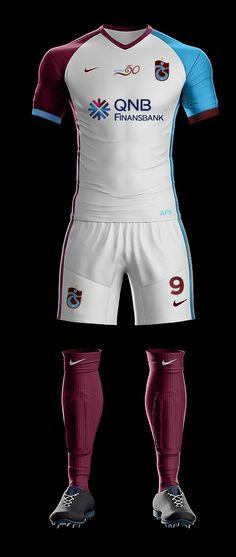 #Trabzonspor #50.Yıl #Logo #AliFuatSaruhan #AFS #2017/2018 Trabzonspor #jersey Football, Sports, Tops, Fashion, Soccer, Hs Sports, Moda, American Football, Excercise