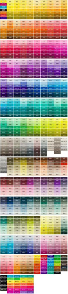 Lyndsey French (lyndseyfrench9) on Pinterest - ral color chart