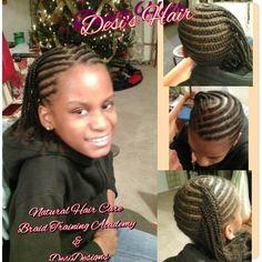 Desi's Hair