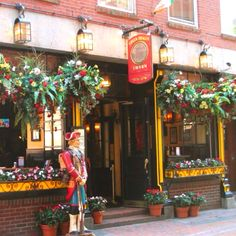 Green Dragon Tavern in the North End 11 Marshall St Boston, MA 02108 (617) 367-0055