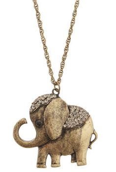 Relevant Elephant Necklace--For those Republicans having a few bad thoughts.  Stay Strong and pray!