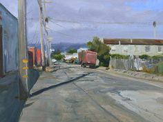 Portraiture, figurative and landscape painting in oil, acrylic, and watercolor by Tom Hughes. Marin County