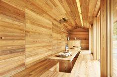 timber Airbnb launches internal design studio Samara with future house prototype Sou Fujimoto, Future House, Kengo Kuma, Bow Wow, Kenya Hara, Design Studio, House Design, Airbnb Design, Light Hardwood Floors