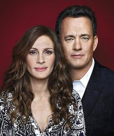 Tom and Julia Tom Hanks, Toms, Couple Photos, Couples, Movie, Actors, Couple Shots, Couple Photography, Couple
