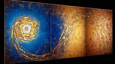 Image result for abstract art with gold