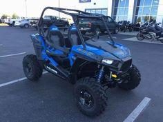 New 2017 Polaris RZR S 900 EPS Velocity Blue ATVs For Sale in Minnesota.