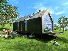 Dom modułowy -