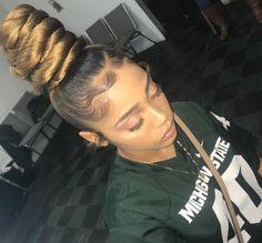 diy hairstyles for short black hair Baddie Hairstyles, Black Girls Hairstyles, Ponytail Hairstyles, Weave Hairstyles, Pretty Hairstyles, Updos, Hair Ponytail, School Hairstyles, Protective Hairstyles
