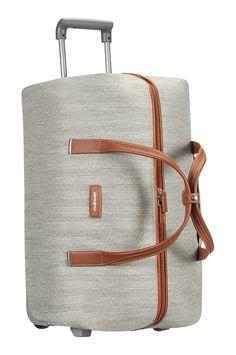 Samsonite Lite DLX Reisetasche mit Rollen 55cm Ash Grey