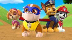 personajes Patrulla canina en fila - Buscar con Google
