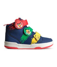 Angry bird high tops. I may get mom of the year if I buy these!!