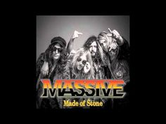 Track of the Day – MASSIVE 'Made of Stone' | Rock And Roll