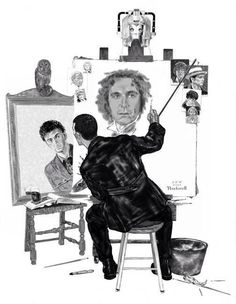 Doctor Who - Self Portrait (oh, awesome!)