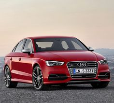 2015 Audi S3. [Please, Mom! May I have one?]