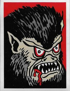Spook Theatre Sticker ( Leaf 1961 ) | Also Known as Spook St… | Flickr