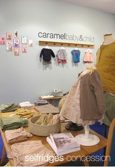 London S Best Kids Clothes Shops Caramel Baby Pavilion And Shopping