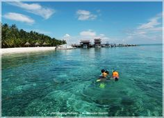 Malaysia Borneo, Sabah, Mabul Island  马来西亚婆罗洲 沙巴州属 马布岛