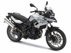 Best bikes for shorter riders: BMW F700GS