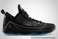 meet 4ecd9 659bf Cheap Jordan AE Black Neo Turquoise-White For Wholesale
