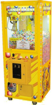 """Candy Crane 24"""" Crane Game 