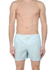 FIORIO Men's Swim trunks Sky blue M INT