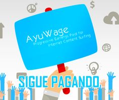 Ayuwage sigue pagando Cyber Monday, Content, Home, Earn Money Online