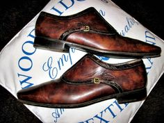 YOURFASHIONBOX: LOUIS VUITTON  RICHELIEU PERFECTIONIST DRESS SHOES...