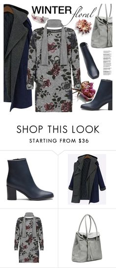 """""""YOINS - Winter Florals"""" by ansev ❤ liked on Polyvore featuring WearAll, yoins, yoinscollection, loveyoins and plus size clothing"""