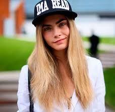 #Cara #Delavigne > sporty