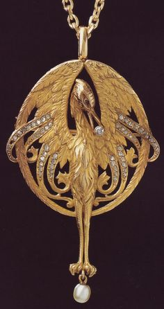 """treasures-and-beauty: """" Spanish Art Nouveau Jewelry by Luis Masriera (1872-1958) """""""